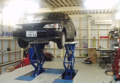 自動車修理・点検
